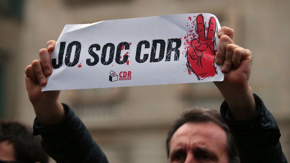 La detenida de los CDR se arriesga a ingresar en prisión