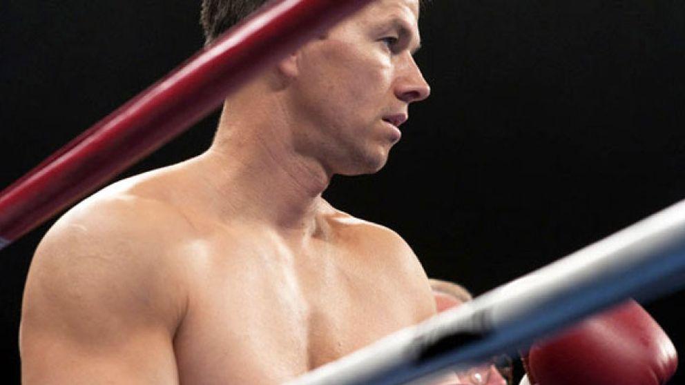 Christian Bale y Mark Wahlberg: 'The Fighter' sí que da un duro… y dos