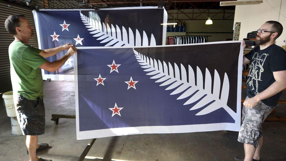 Nueva Zelanda ya tiene (casi) nueva bandera