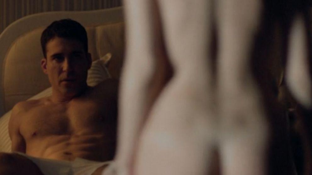 La noche más sensual de Miguel Ángel en 'Velvet'