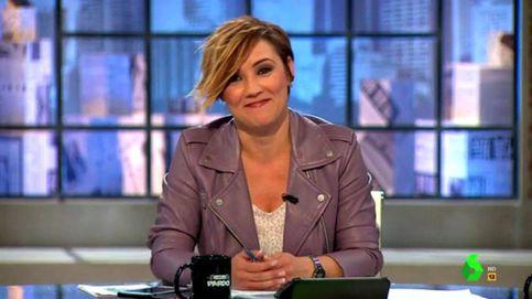 Cristina Pardo tira de ironía para comentar la destitución de Cayetana