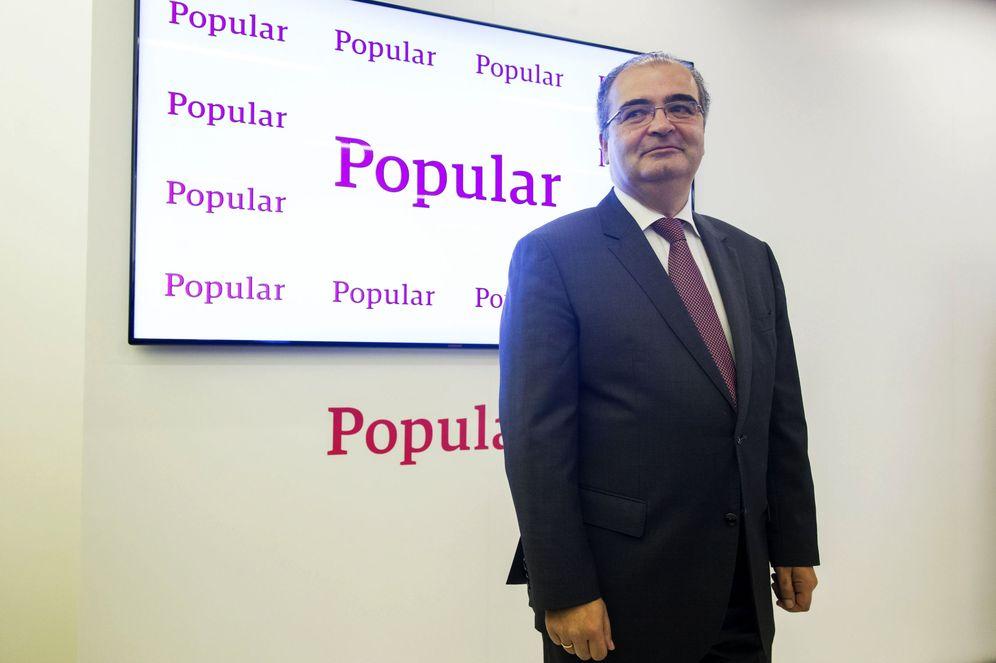 Foto: Ángel Ron, presidente de Banco Popular