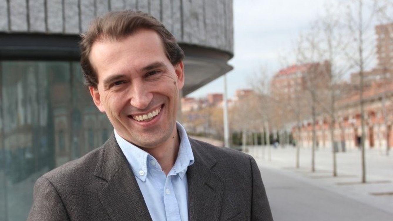 Foto: El precandidato de Ciudadanos para el Ayuntamiento de Madrid, Jaime Trabuchelli (EC)