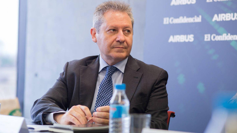 Alberto Gutiérrez, director de operaciones de Airbus.