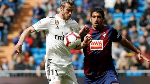 Gareth Bale, la víctima favorita de un Bernabéu que le pita una y otra vez