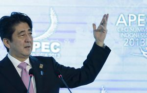Seis meses para demostrar que el 'Abenomics' no ha fracasado