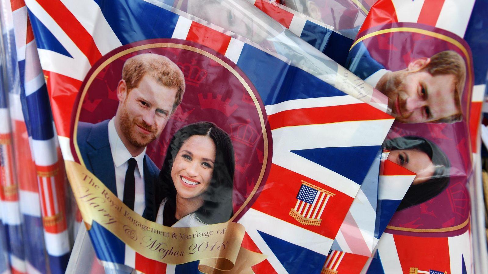 Foto: Windsor se prepara para la boda del prícipe Harry y Meghan Markle | EFE
