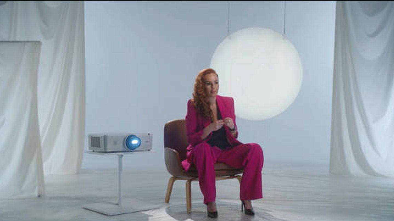 Rocío, en la serie documental de La Fábrica de la Tele. (Mediaset)