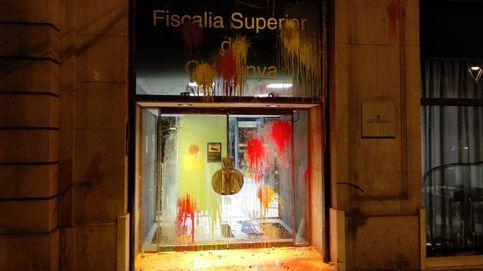 La Fiscalía General del Estado condena el ataque a su sede en Cataluña