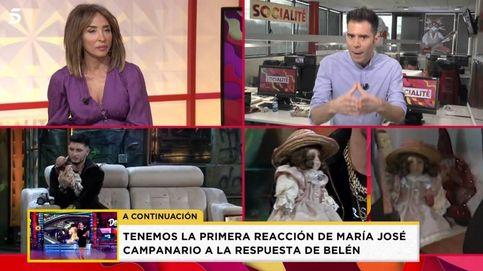 María Patiño desvela la mentira que le coló Omar Montes a David Broncano