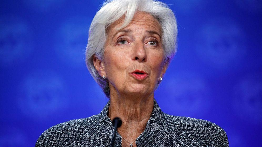 Foto: Christine Lagarde, nueva presidenta del BCE