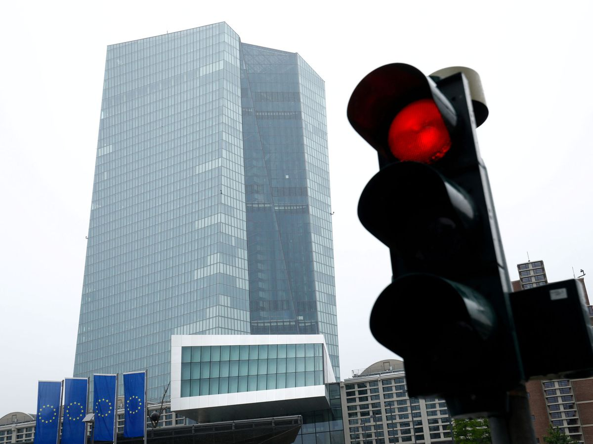 Foto: Sede del Banco Central Europeo (BCE) en Fráncfort. (Reuters)