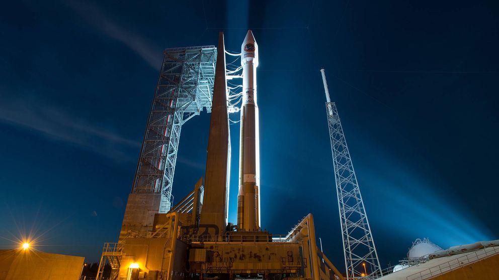 Así ha sido el primer lanzamiento de la NASA retransmitido en 360º
