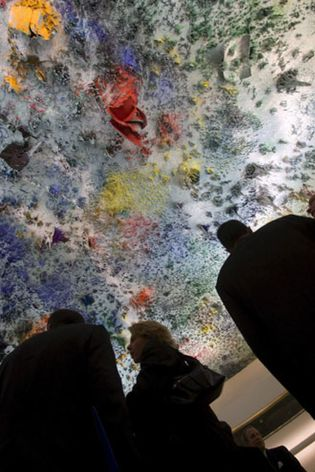 Foto: La cúpula de Barceló en la ONU se cae a pedazos