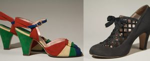 Delman, los zapatos que gustaban a Hollywood y a la realeza