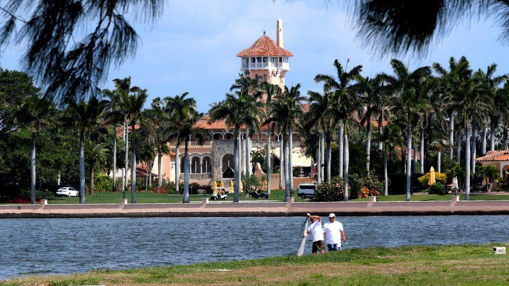 Así es Mar-a-Lago, el club privado de lujo de Donald Trump en Palm Beach (Florida)