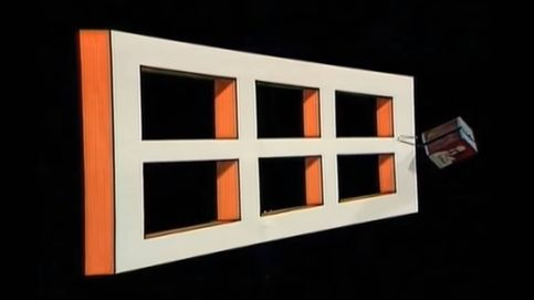 La ilusión óptica de Ames, una de las más increíbles de la historia