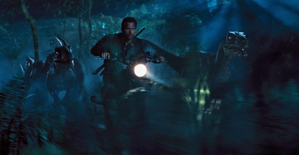 Foto: Fotograma del nuevo filme de la saga