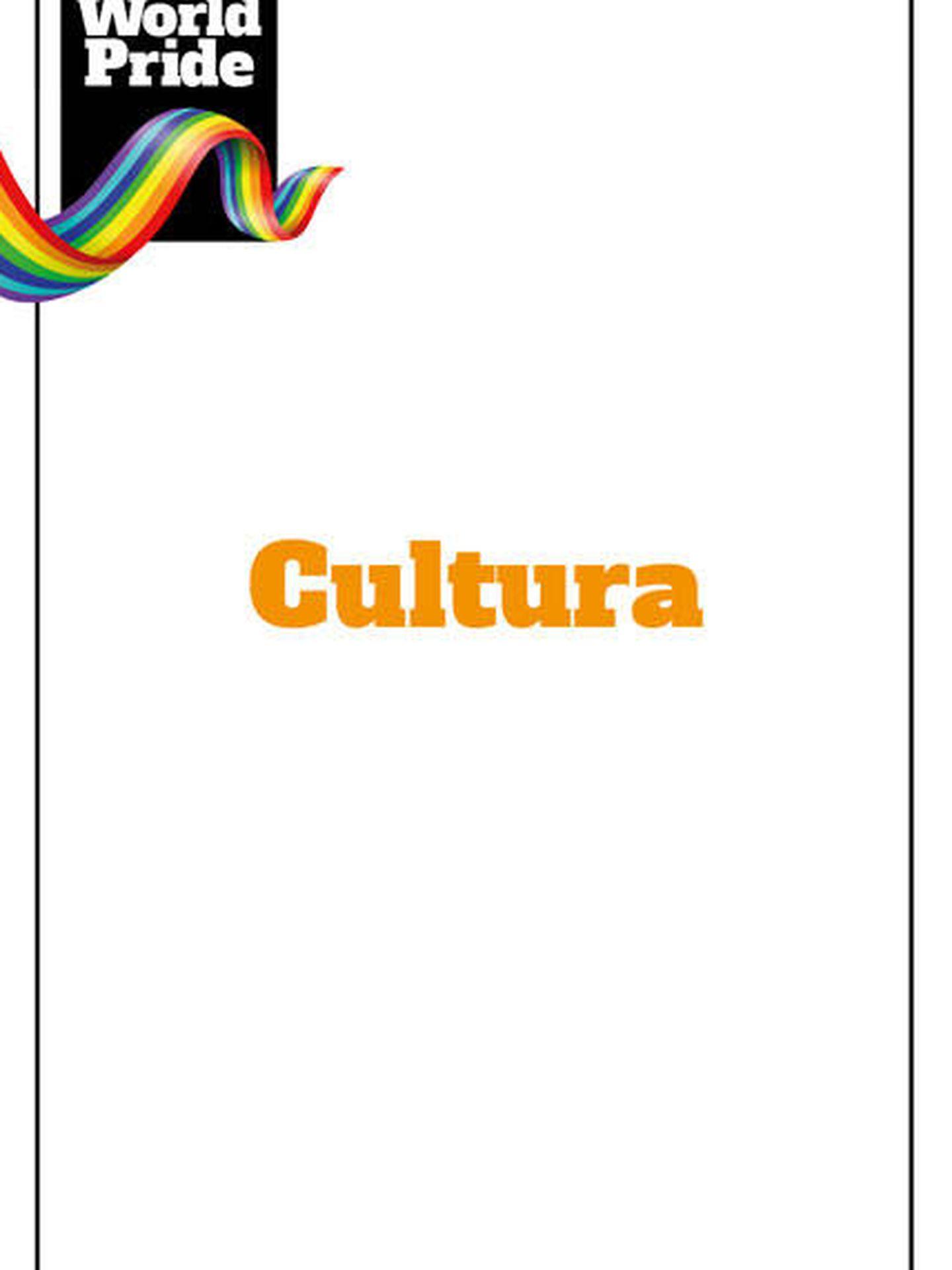 Orgullo LGTBI 2017: Cultura.