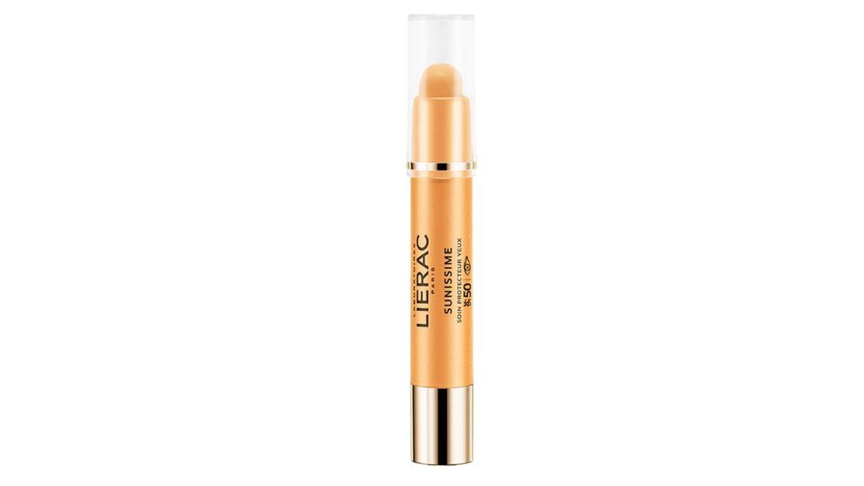 Sunissime Stick Protector Antiedad Contorno de Ojos y Zonas Sensibles SPF 50 de Lierac.