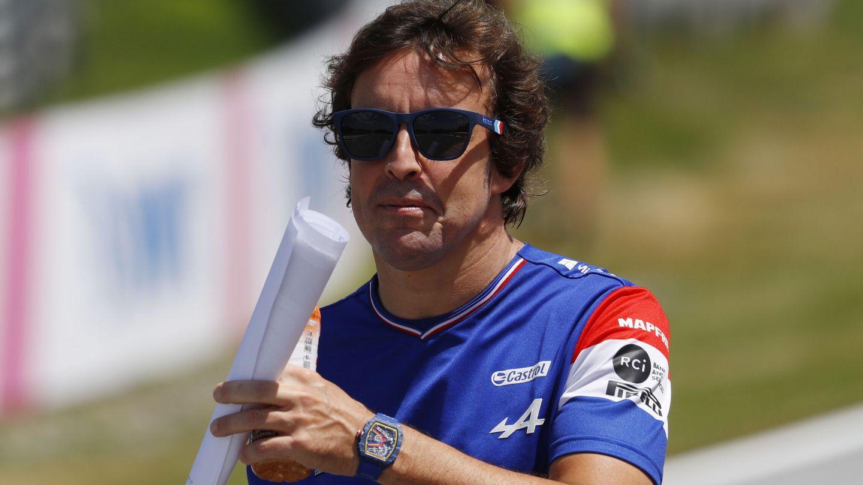 Fernando Alonso cuestionaba recientemente esta necesidad de hacer cambios en la competición