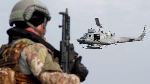 Menos soldados y más armas nucleares: así se prepara UK contra las nuevas amenazas