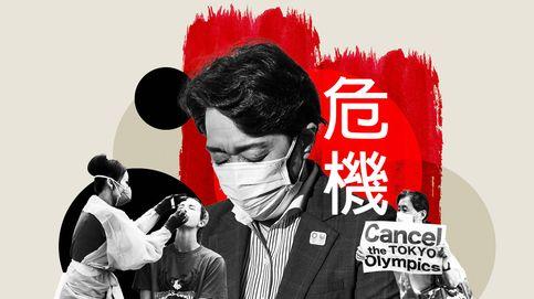 La peor ola de covid-19 en meses y la gente ya harta de restricciones: así llega Japón a los JJOO