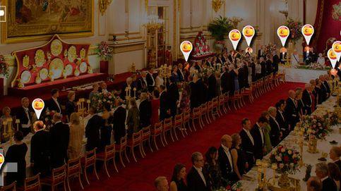 Identificamos a los españoles invitados a la cena de Buckingham