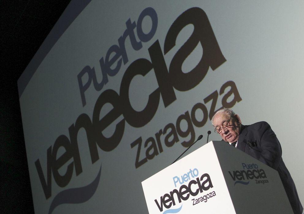Foto: El presidente de El Corte Inglés, Isidoro Álvarez. (EFE)