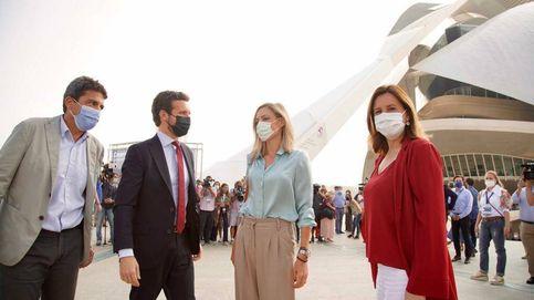 Los sondeos internos del PP dan impulso a Mazón y Catalá en la batalla por Valencia