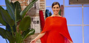 Post de 'Maestros de la costura': los tres looks de Raquel Sánchez Silva en su gran estreno