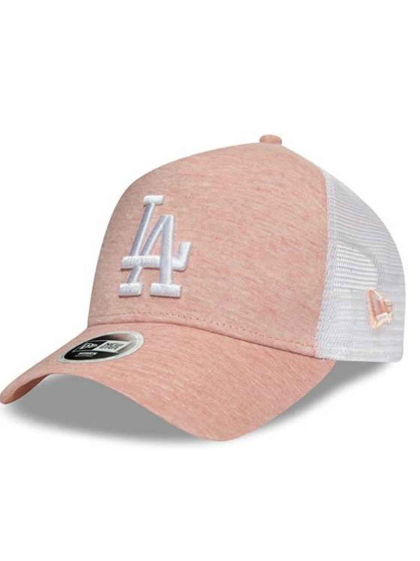 Gorra de New Era. (Cortesía)