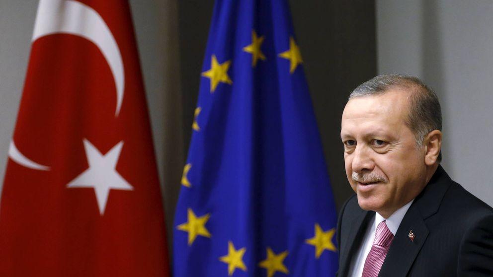 El Parlamento Europeo pide que se congele la adhesión de Turquía  a la UE