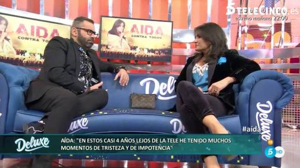 Sálvame Deluxe Aida Nízar En El Deluxe He Cobrado Hasta