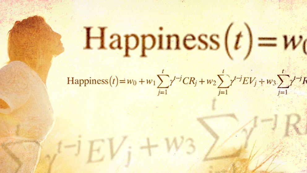Esta es la ecuación de la felicidad (y revela cómo podemos alcanzarla)