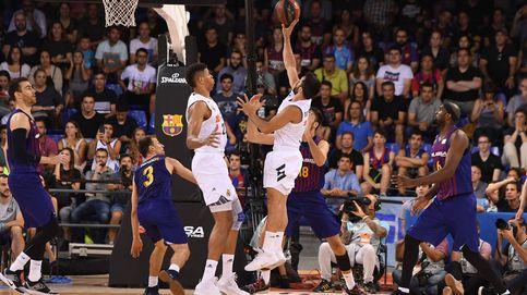 Las mejores imágenes del Barcelona-Real Madrid de la final de la ACB