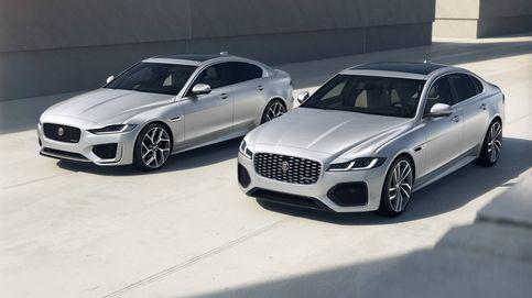 Los Jaguar XE, XF y XF Sportbrake, aún más refinados con las versiones R-Dynamic Black