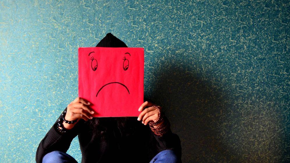 Foto: Al tercer lunes de enero se le llama Blue Monday y se entiende como el día más triste del año