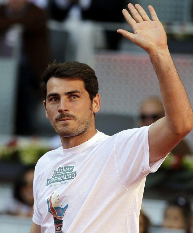 Foto: Iker Casillas podría tener las horas contadas en Chamartín.