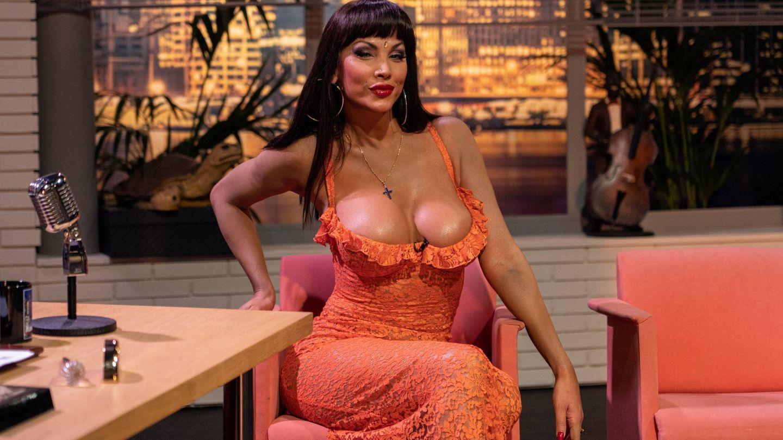 Daniela, en otra secuencia de la serie de Atresmedia.