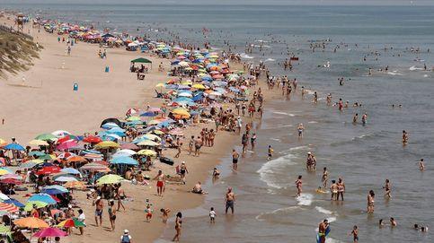 Cinco detenidos por abuso sexual a una mujer en una playa naturista en Cullera (Valencia)