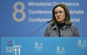 El Banco Central de Rusia deja el rublo en libre flotación