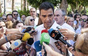 Sánchez intentó puentear a Defensa para visitar la UME de Zapatero