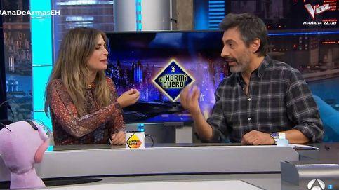 Nuria Roca y Juan del Val, pillados en 'EH' ensayando una escena de sexo