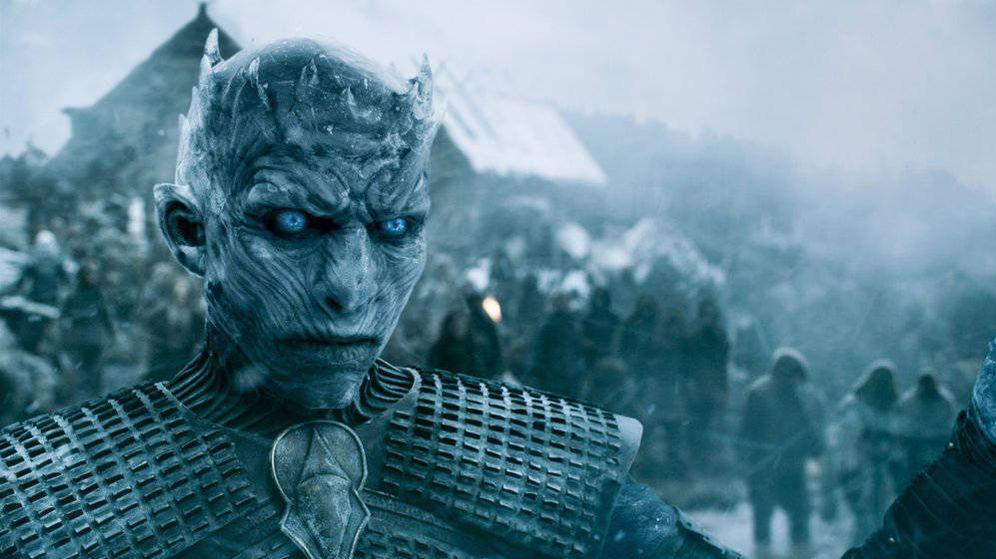 Foto: Imagen del Rey de la Noche, líder de los Caminantes Blancos de 'Juego de Tronos'. (HBO)