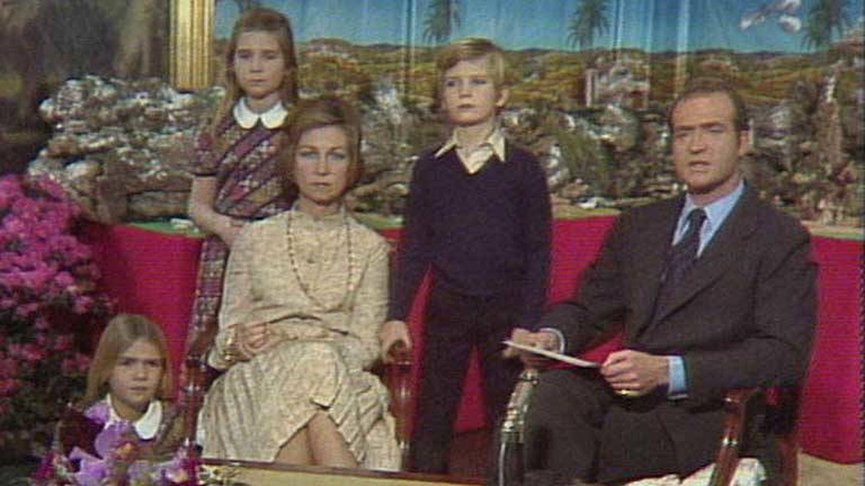 El discurso de 1975.