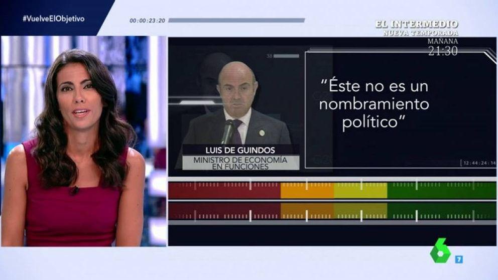 El regreso de Ana Pastor' (9,2%) se impone al estreno de 'CM Zoom'