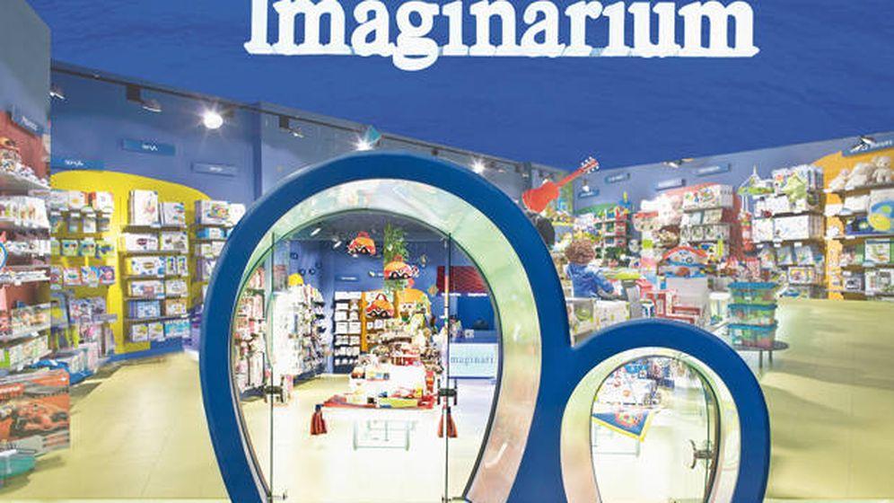 Foto: Tienda de Imaginarium (Efe)