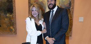 Post de La baronesa Thyssen y su hijo Borja en Navidad: tú a Gstaad y yo a Andorra