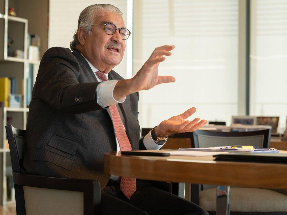Foto: El consejero delegado de Endesa, José Bogas. (Foto cedida por Endesa)